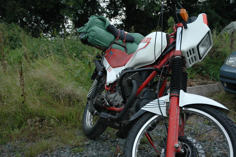 Moto Guzzi V65 TT Motorcycle