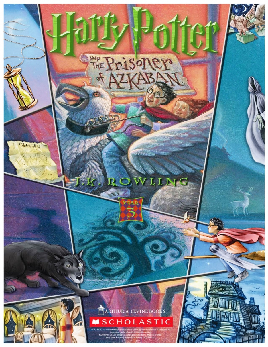 a literary analysis of harry potter and the prisoner of azkaban