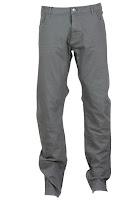 Pantaloni Massimo Dutti Ophta Grey
