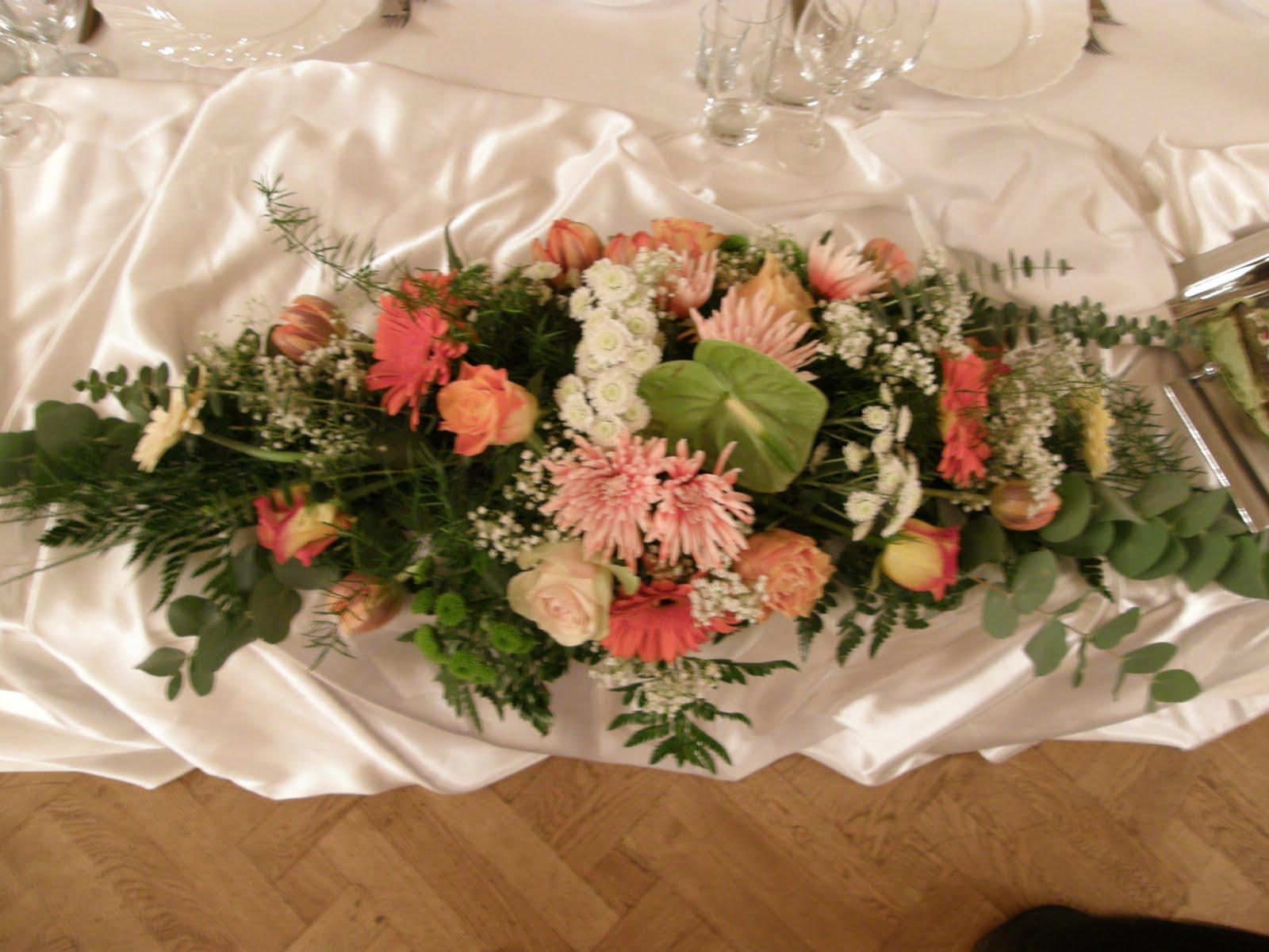 Оформление стола на свадьбу или любой праздник. Букетио 5