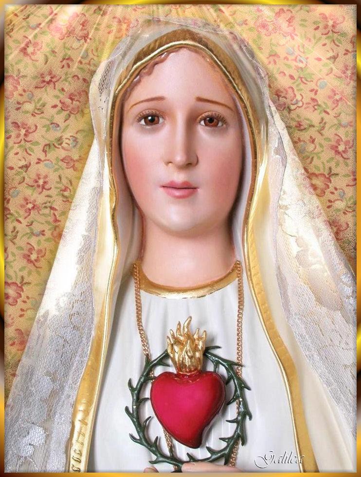 Imágenes religiosas de Galilea: Imágenes Virgen de Fatima