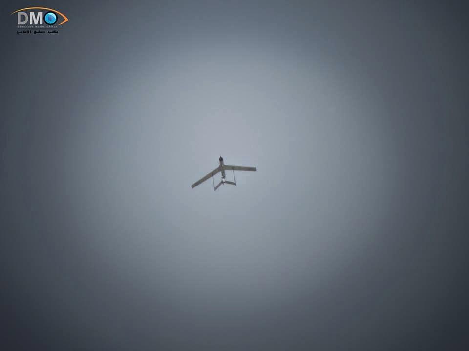 Guerre Civile en Syrie ( LISEZ LE PREMIER POST ! ) UAV+YASIR+Damascus+-+Eastern+Ghouta+19-04-2014+%25281%2529