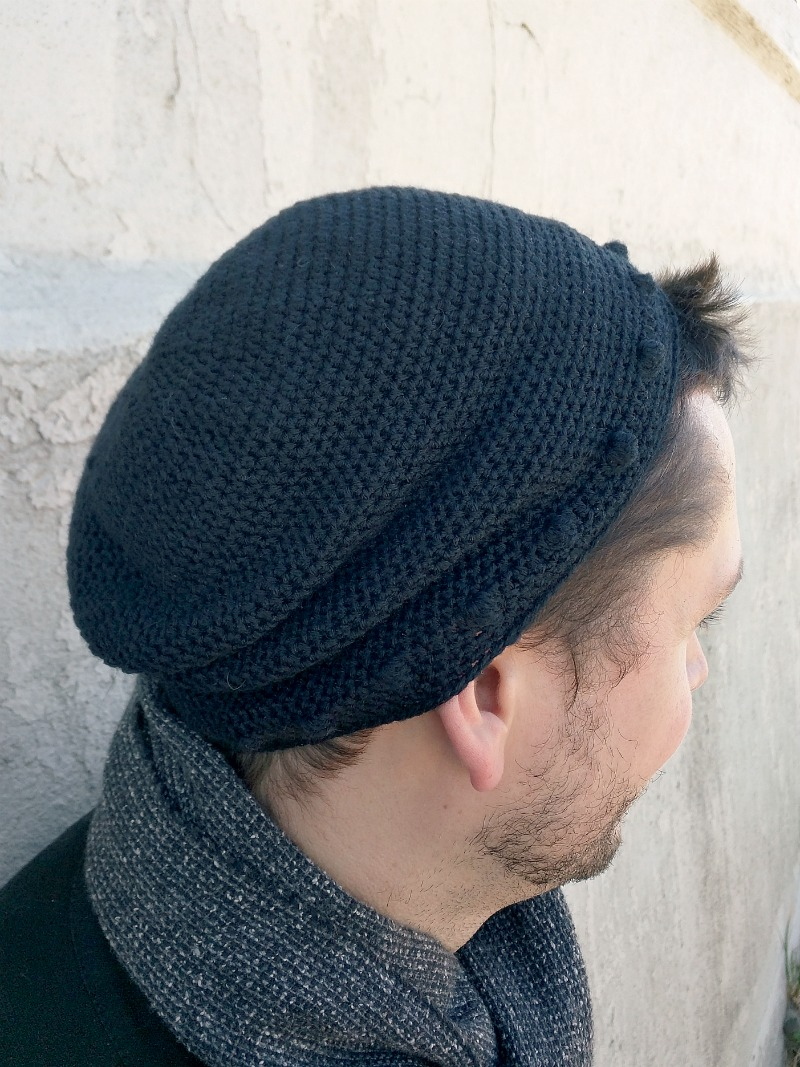 The Manliest Beanie A Free Crochet Pattern Db2