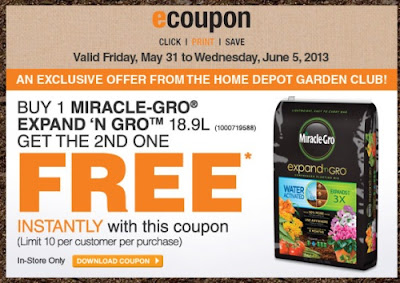 Canadian Daily Deals Home Depot Bogo Mirable Gro Expand N