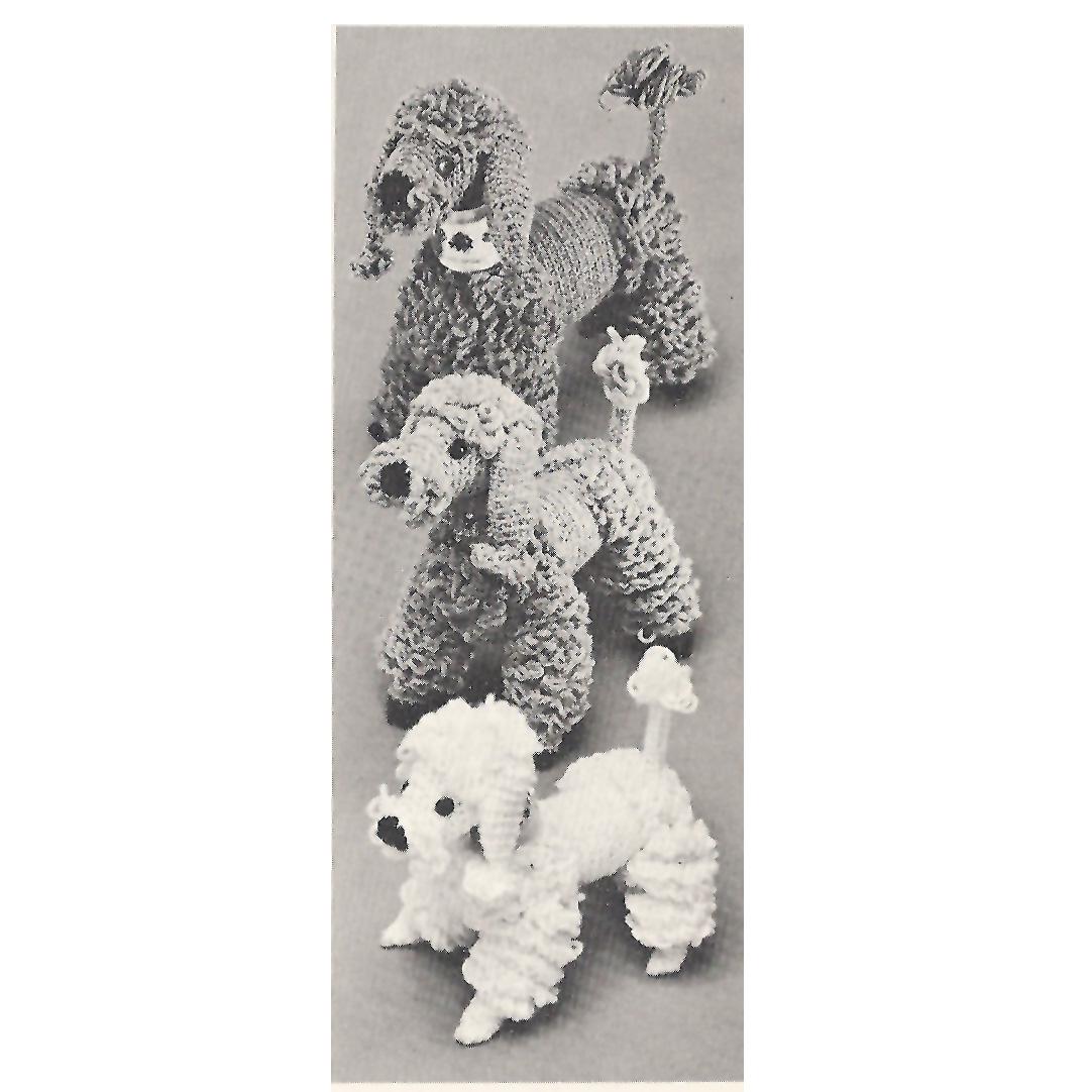 Vintage Knit Crochet Pattern Shop: Accessories to Knit ...