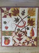 Herfst quilt