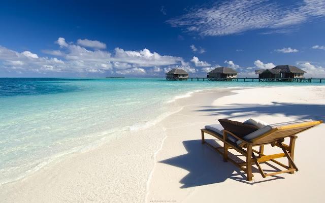 vacaciones, playa
