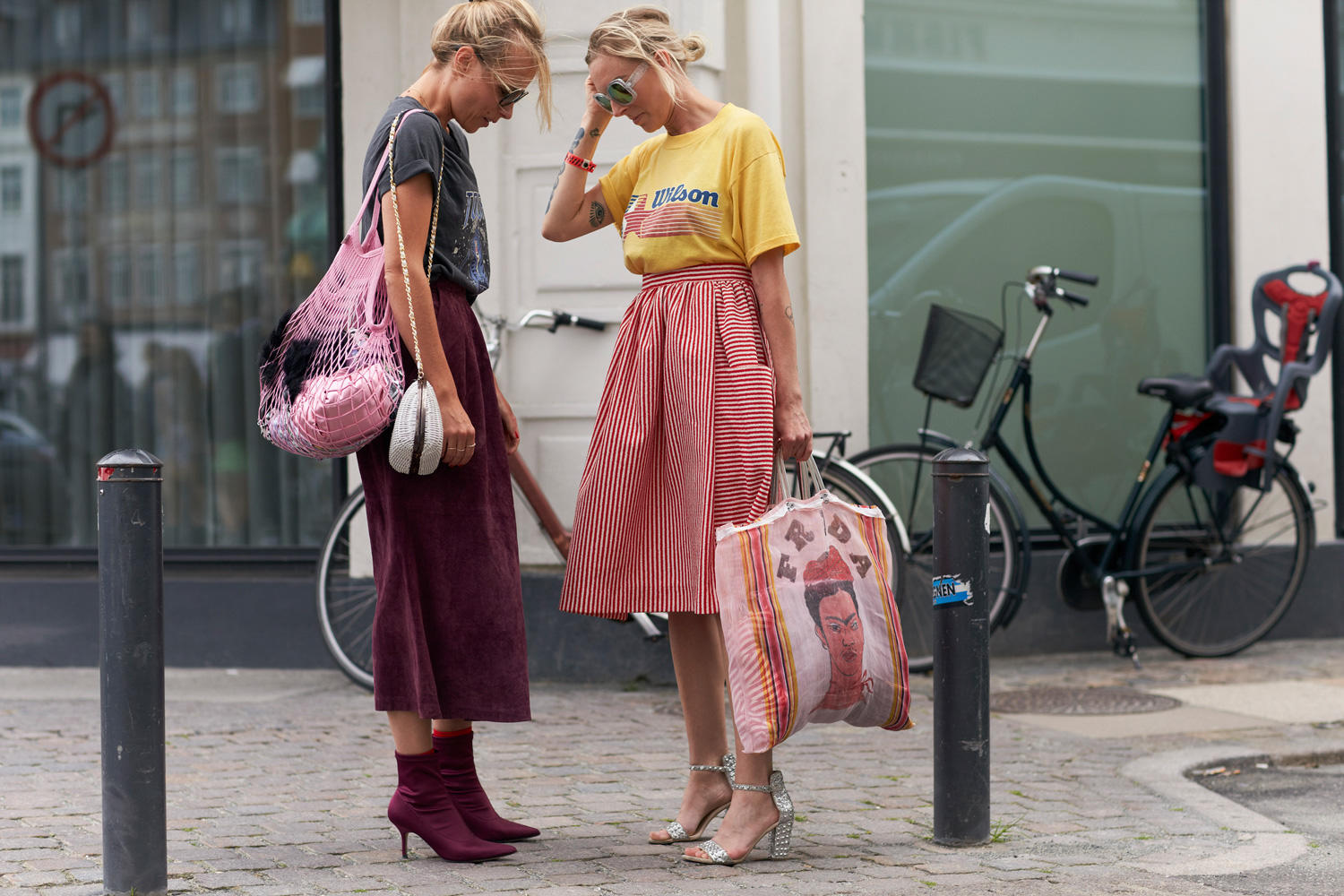10 Must See Street Style Looks From Copenhagen Fashion