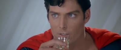 Superman movie drinks