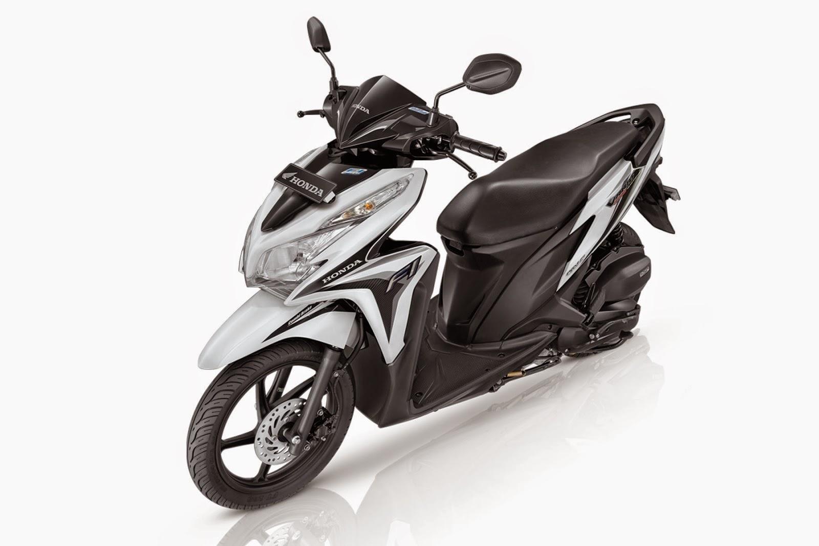 Honda Vario New 110 Esp Cbs Iss Estilo Black Depok