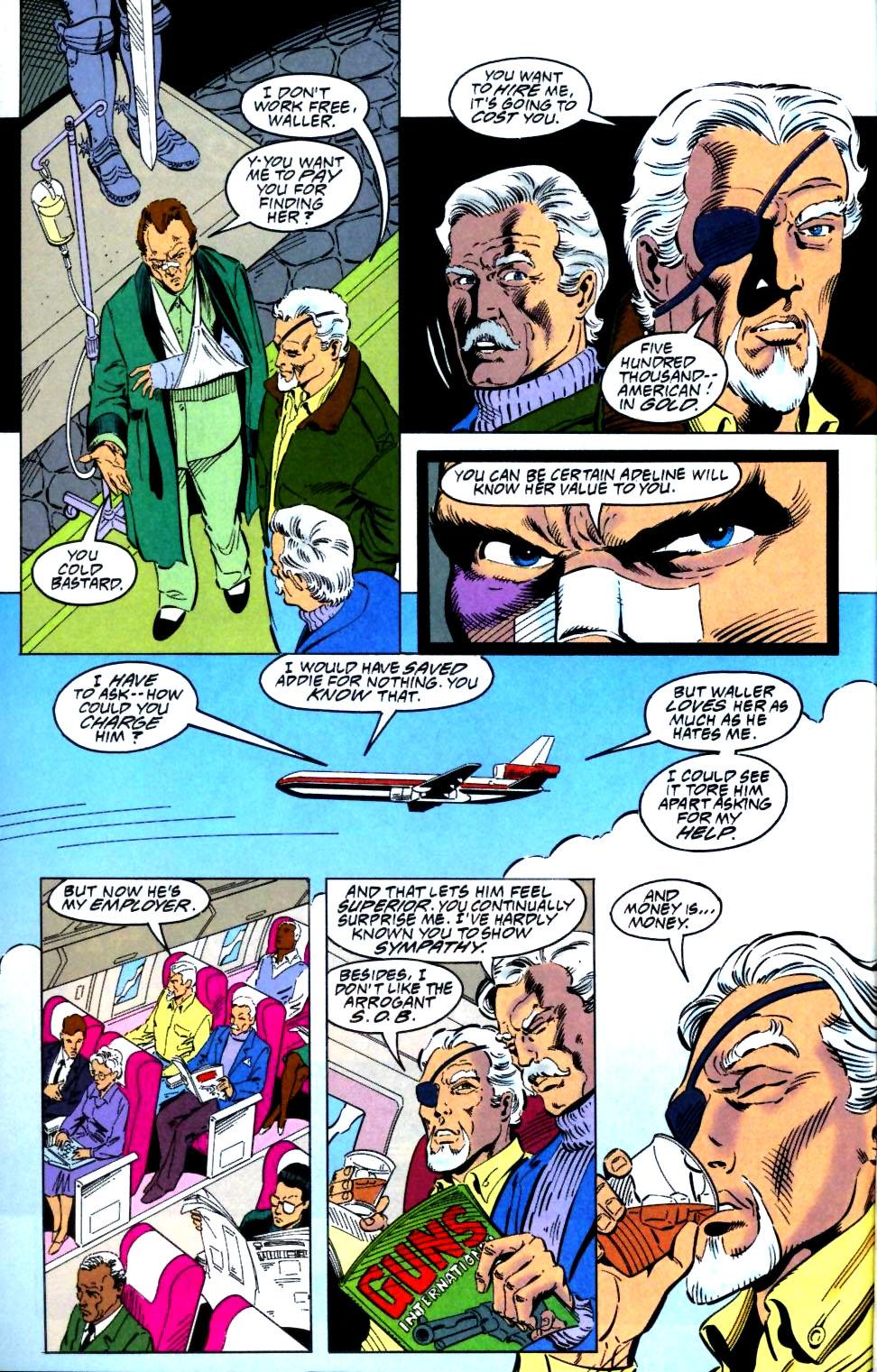 Deathstroke (1991) Issue #27 #32 - English 8