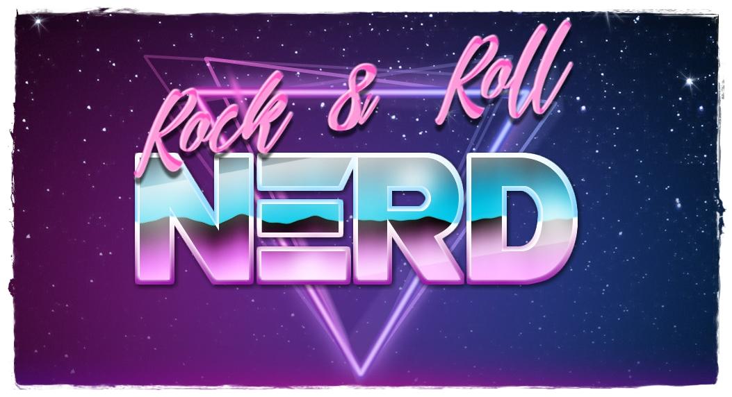 Rock & Roll NERD