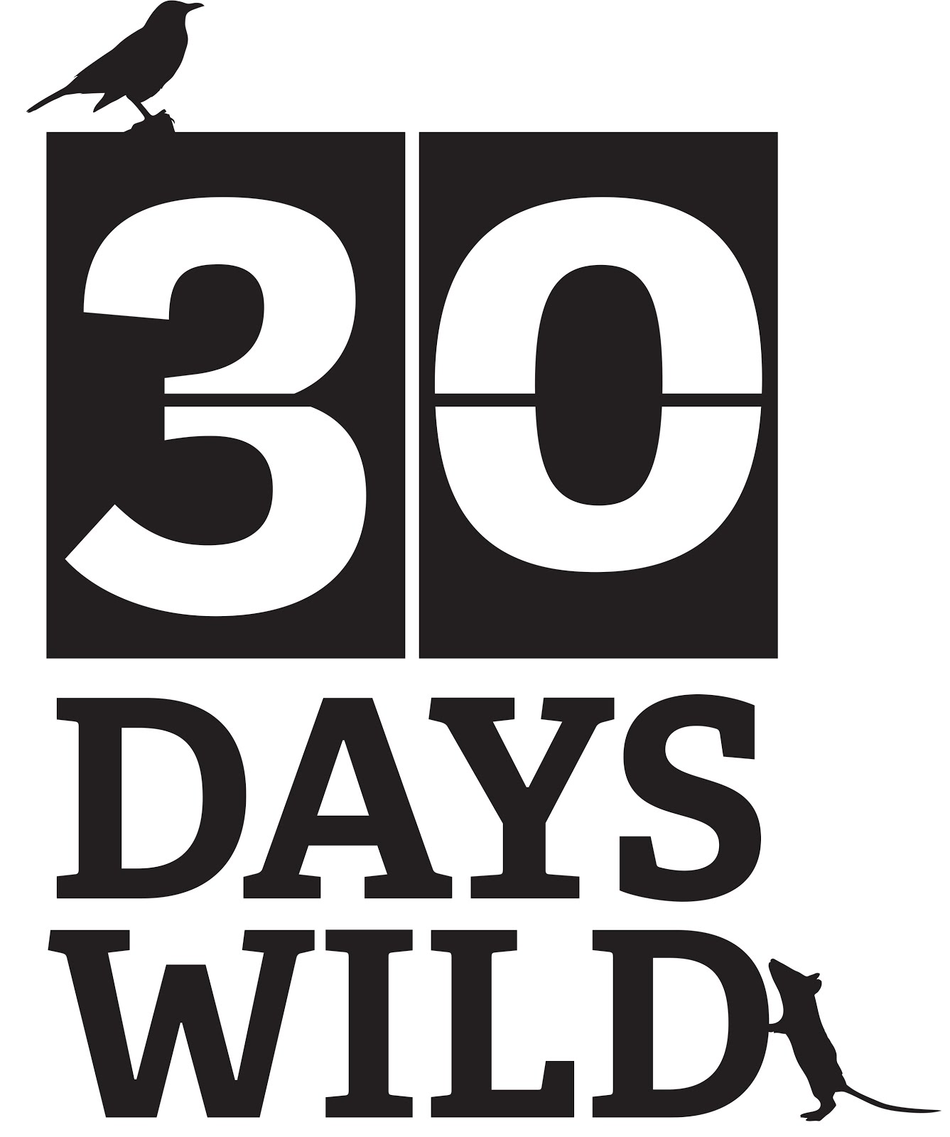 #30DaysWild Blogger         with The Wildlife Trusts