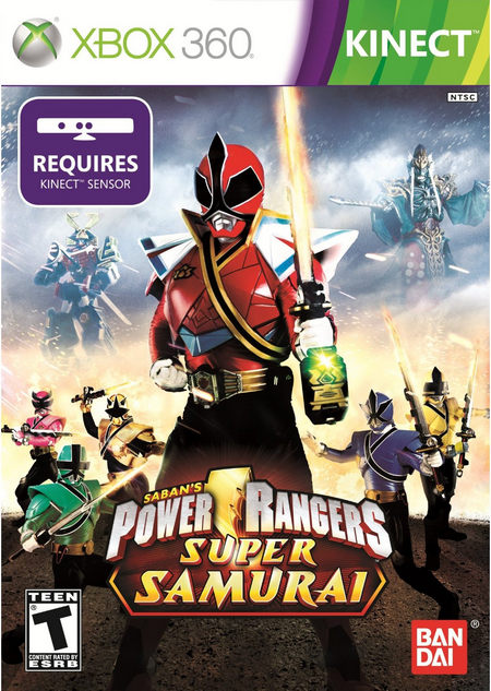power rangers samurai free games