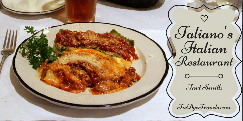 Taliano S Italian Restaurant Fort Smith Elegant Dining
