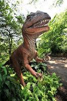 Bronx Zoo Dinosaur Safari