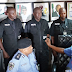 Photo:  New Uniforms Introduced For SARS By Nigerian Police Force