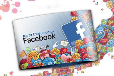 Perdana Facebook Telkomsel