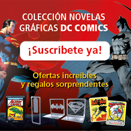 NOVELAS GRÁFICAS DC COMICS