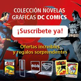 NOVELAS GRÁFICAS DC COMICS