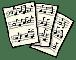 LA NOTACIÓN MUSICAL