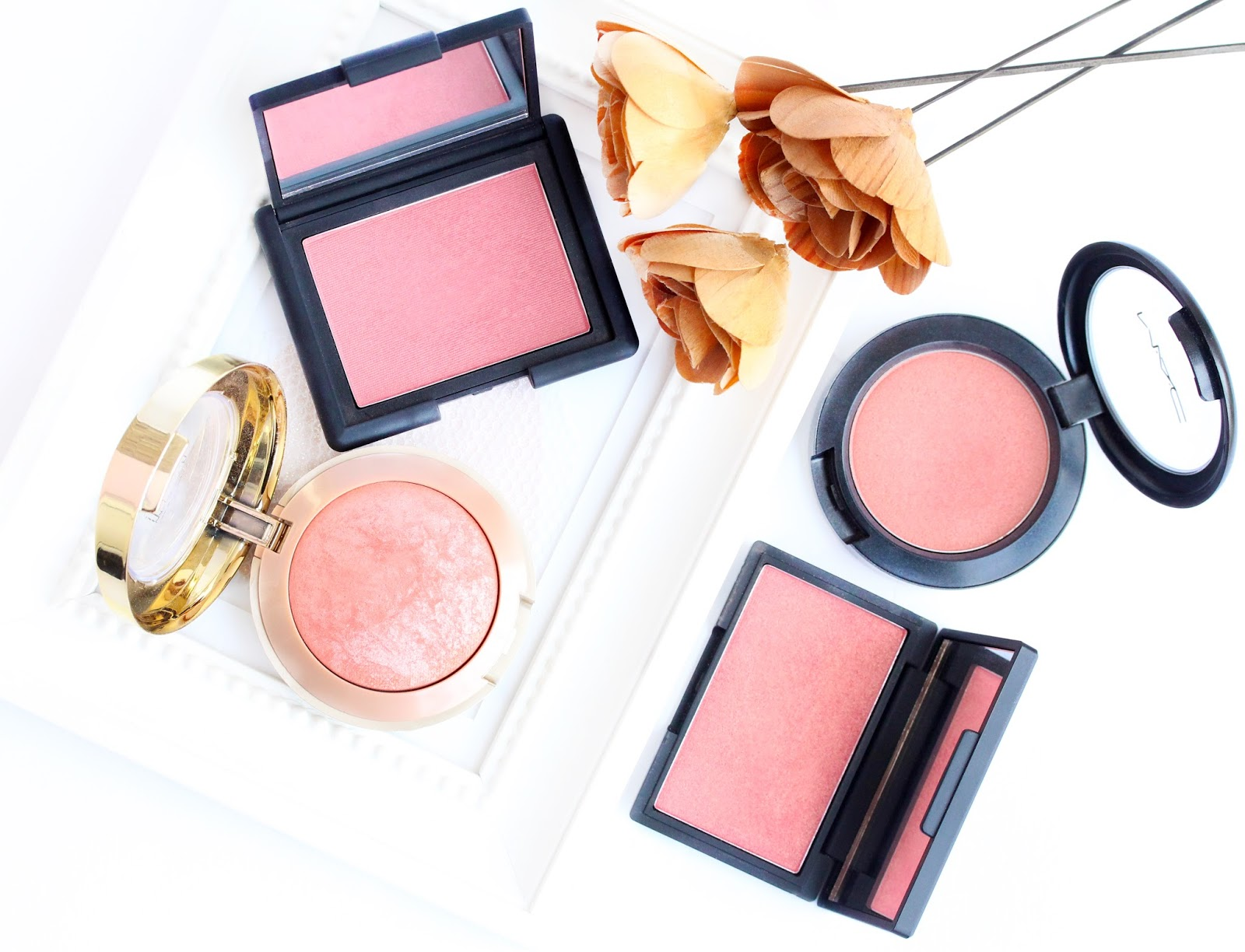 Illuminating Autumn Blushes