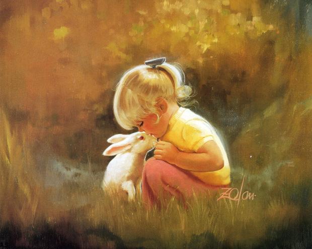 Мир детства прекрасен!