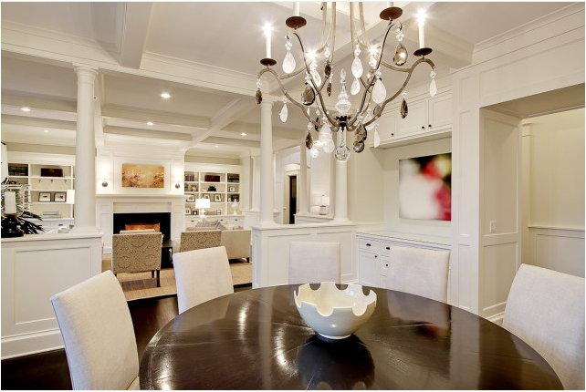 transitional dining room design ideas transitional design ideas - Transitional Design Ideas