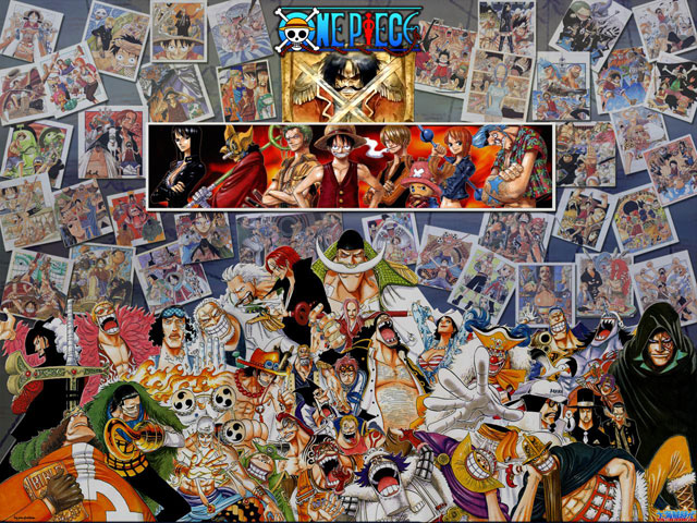 One Piece All Character