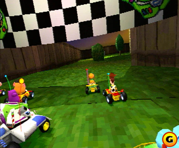 Toy Story Racer : Baixar toy story racer pc ps portal do game