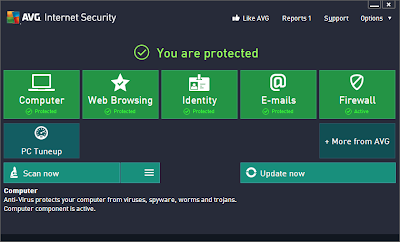 AVG Internet Security 2014 Beta