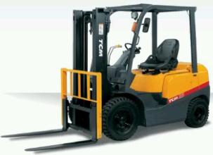 SCU Forklift