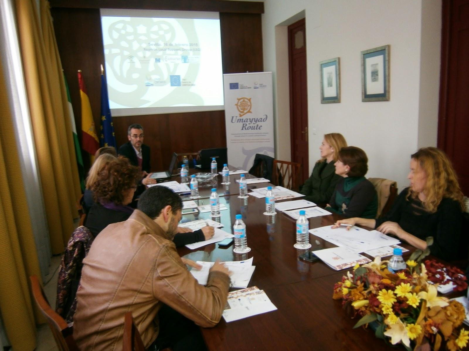 Oficina de turismo de carmona carmona participa en el for Oficina turismo cordoba