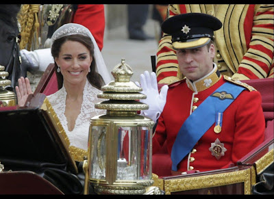 Prince William and Kate Middleton marriage photos