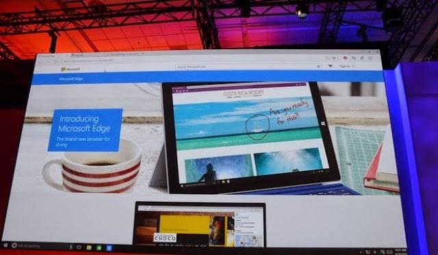 Microsoft Edge, o substituto do Internet Explorer: Vídeos, detalhes e extensões