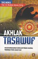 toko buku rahma: buku AKHLAK TAWAWUF (Edisi Revisi), pengarang rosihan anwar, penerbit pustaka setia