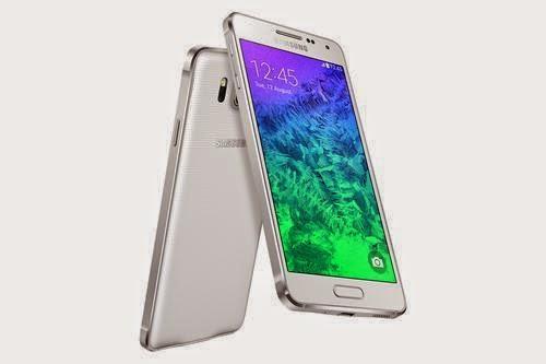 Samsung Galaxy Alpha's