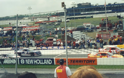 Start your engines, Dover, September , 1998, Dale Earnhardt