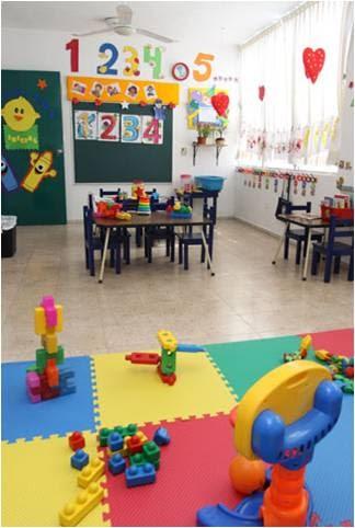El nivel inicial el trabajo diario en el nivel inicial for Decoracion de espacios de preescolar