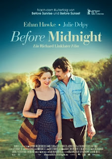 Cartel Oficial de la película 'Antes del anochecer'