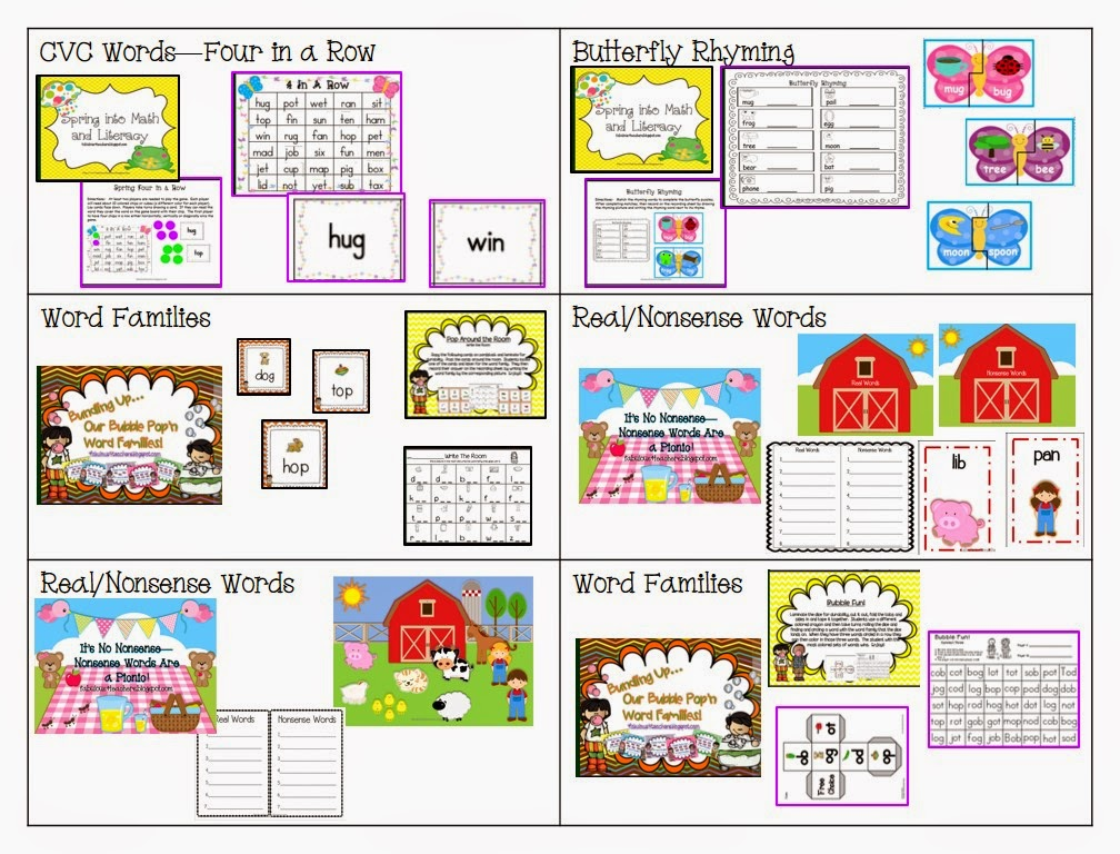 Fab4 Visual Lesson Plans for the Week of April 7, 2014
