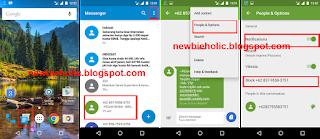 Tips Cara Blokir SMS Spam Hadiah Dan Iklan Di Android