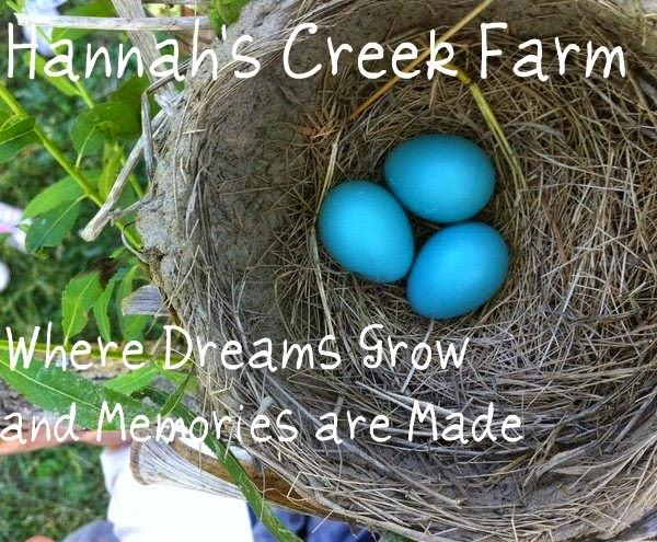 Hannah's Creek Farm