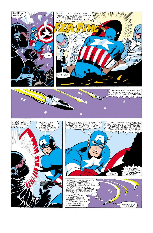 Captain America (1968) Issue #323 #251 - English 6