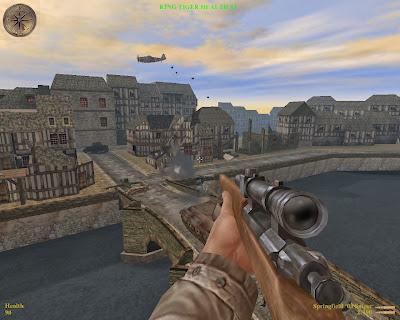 لعبة الاكشن والحرورب Medal Of Honor Allied Assault نسخة كاملة حصريا تحميل مباشر Medal+Of+Honor+Allied+Assault+1