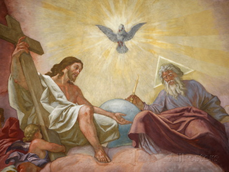 a paper on concept of god in catholic religion