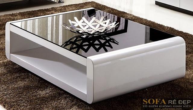 Bàn sofa gỗ BS006