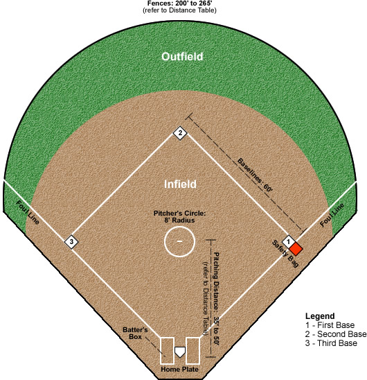 Curious Illusion Mind I Love Softball