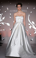 Alvina Valenta Wedding Dress Collection 2012