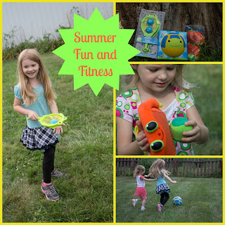 Summer Fun and Fitness